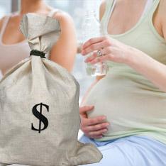 Материальная помощь от государства новорожденному в Украине