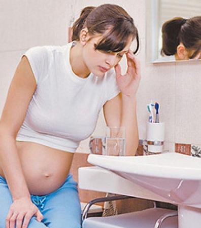 Осложнения во время беременности