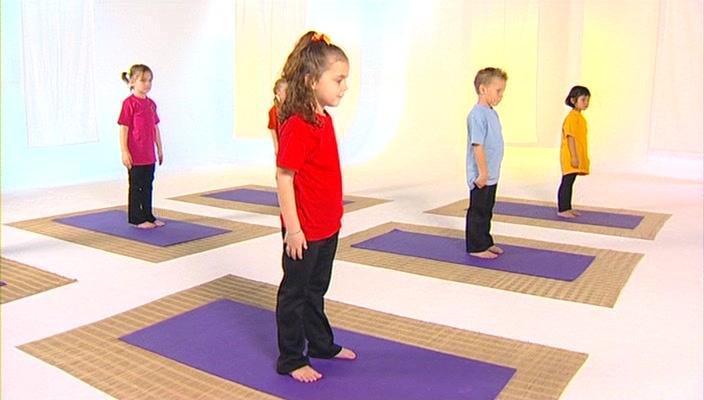 Йога - здоровье