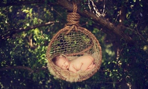Колыбельная природы для новорожденных