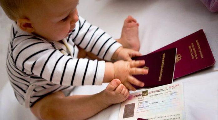 Изменение фамилии ребенка в Украине